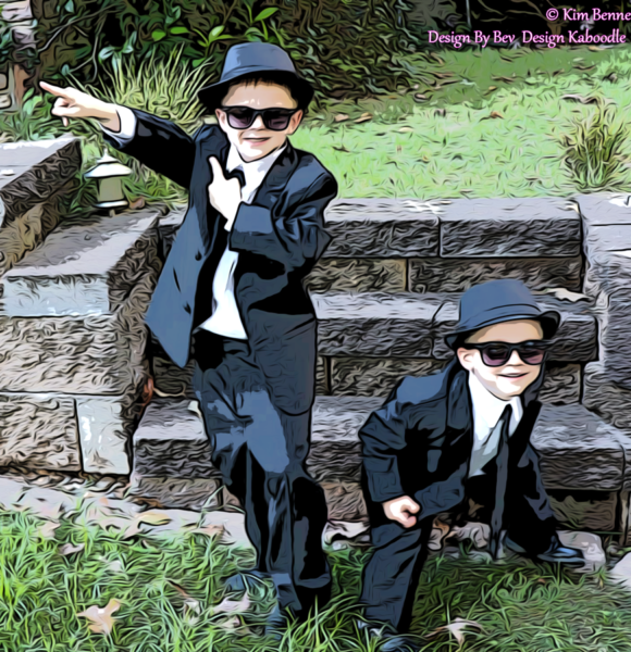 The Blues Brothers Show Off