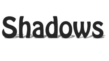 add shadows to objects in photoshop